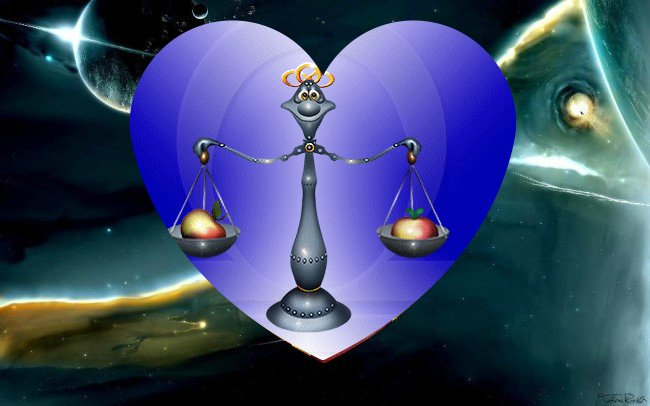Весы любовь отношения совместимость